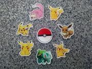 Pokemon Phone Stickers Покемон Наклейка, купить в Украине id2051035515