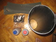 Комплекты изоляции стыков для теплоизолированных труб id778307282