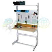 Монтажний стіл, стіл монтажника, робоче місце майстра, стіл електромонтера id1237480505