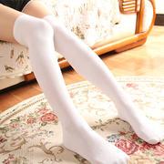 Stockings White Чулочки Белые Анимешные id698897372