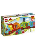 """Купить Конструктор LEGO DUPLO 10847 Поезд """"Считай и играй"""" id177538064"""