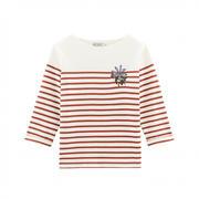 Модна жіноча футболка з логотипом рукавами, купити id225328866