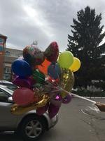 Кульки з гелієм , шарики с гелием