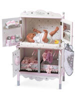 Купить сейчас Деревянный игровой центр с аксессуарами для куклы серии Скай id1068670067