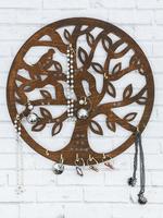 """Органайзер деревянный подвесной для хранения бижутерии, украшений - Контейнер настенный """"Дерево"""" id729981366"""