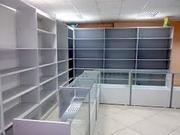 Торговая мебель для магазина, аптеки или салона красоты. Альфа-Стиль