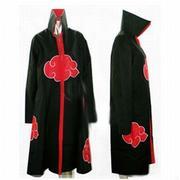 Косплей Naruto Cosplay Akatsuki Cloak Наруто Косплей Акатцуки Плащ, купить в Украине id910892695