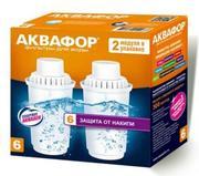 Фильтр для воды / картридж Аквафор В 100-6, 2 шт, купить id1928378757