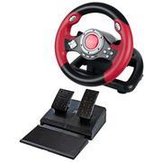 Ігровий Руль, кермо Defender Challenge Mini LE Black-Red id788556886
