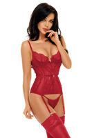 Красный Пояс-корсет утягивающий купить онлайн id1900634121