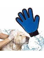 Качественная Перчатка щетка для домашних животных для вычесывания шерсти, 23х15 см Україна, -Чернiгiв id403195792