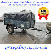 Купить прицеп легковой Днепр-170х130 и другие модели Україна, -Київ id2011256395