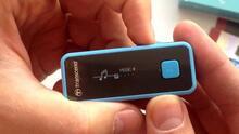 MP3-плеер TRANSCEND MP350 8G Blue, купить онлайн id767496476