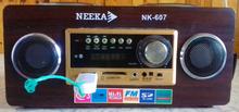Радіо на USB Флешку - NEEKA NK-607 USB/SD MP3 PLAYER Україна, -Київ id1815308982