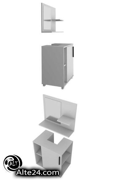 Набор мебели для ванной Bath Set купить онлайн id1840430748