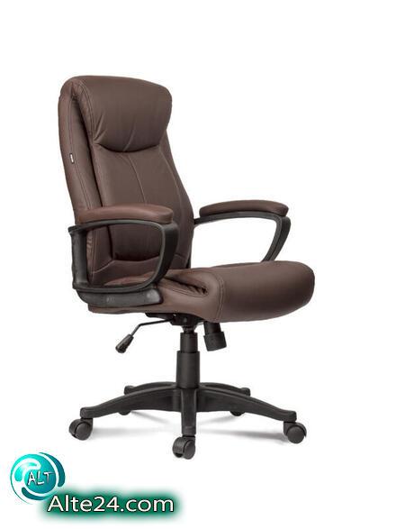 """Кресло офисное """"Formula EX-537"""", экокожа, черное купить недорого id1763786754"""