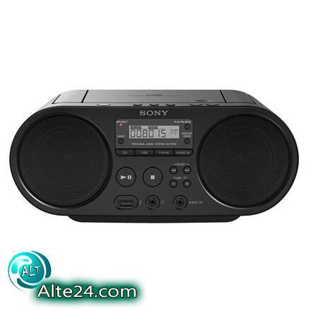 Магнітола SONY ZS-PS50, USB, MP3, купити онлайн id478954297