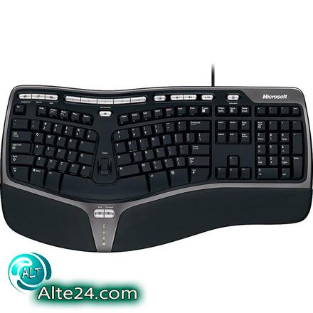 Геймерська Клавіатура Microsoft Natural Ergonomic Keyboard 4000 USB  id1482701264