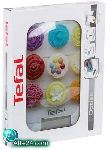 Якісна Вага кухонна TEFAL BC5122V0, купити недорого id106667743