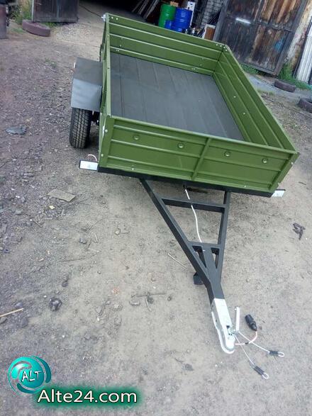 Прицеп легковой 200х130 и другие модели выгодно id1609122593