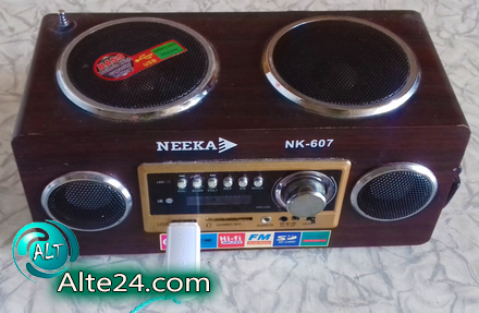 Радіо на USB Флешку - NEEKA NK-607 USB/SD MP3 PLAYER Україна, -Київ id1335986829