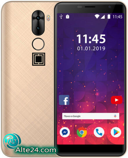 Купити зараз Смартфон Assistant AS-601L GOLD сама низька ціна! Україна, -Дніпро id1028740806