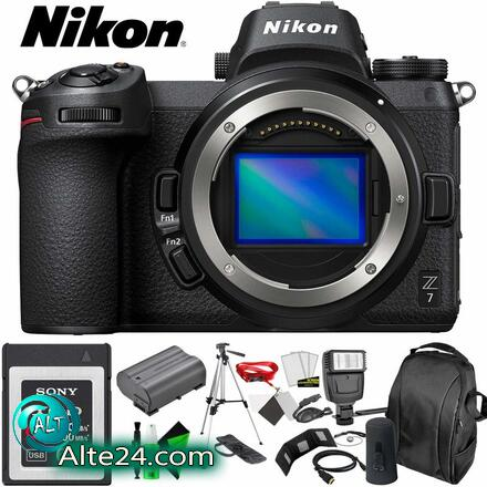 Фотоапарат NIKON Z7 body, купити недорого Україна, -Київ id214964314