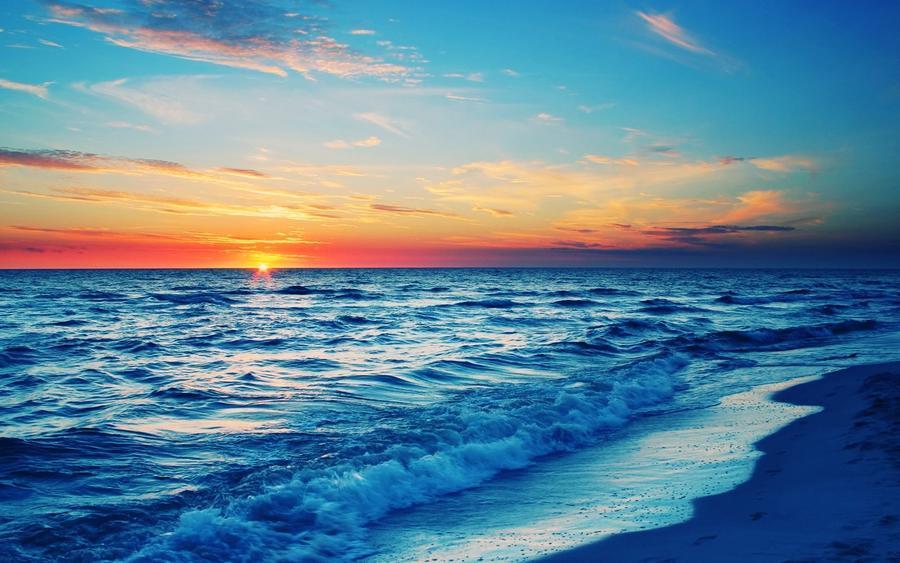 Фотообои - великолепные Моря Природа, Море, Восход, Закат, Берег Моря id1118700498