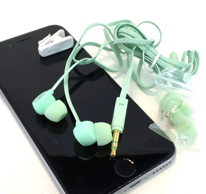 Купити недорого вакуумні навушники HAPOLLO EP-1010 Mint id1730537589