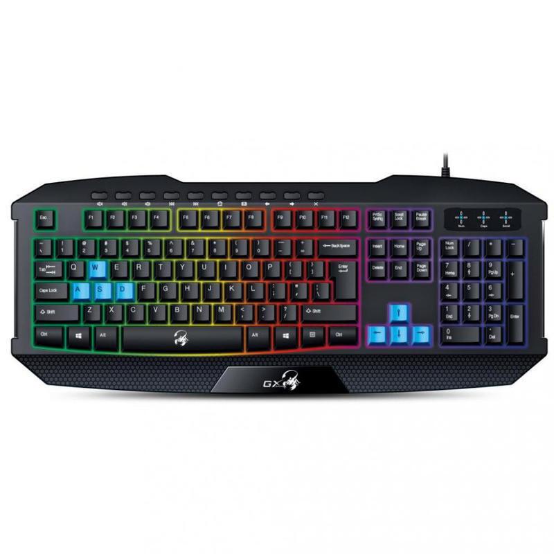 Комп'ютерна Клавіатура Genius Scorpion K215 USB Black id71737190