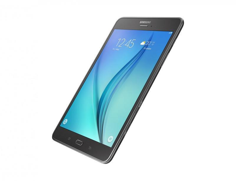 Планшет Samsung Tab A 8.0 16GB LTE Smoky Titanium купити недорого id428920471