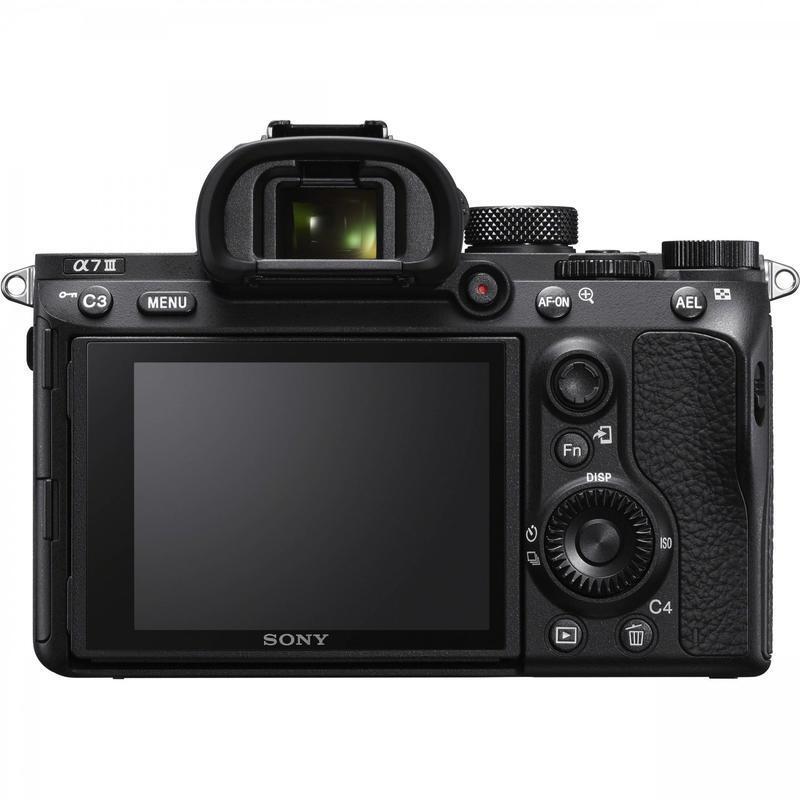 Цифровий фотоапарат SONY Alpha a7 III Body id187146023