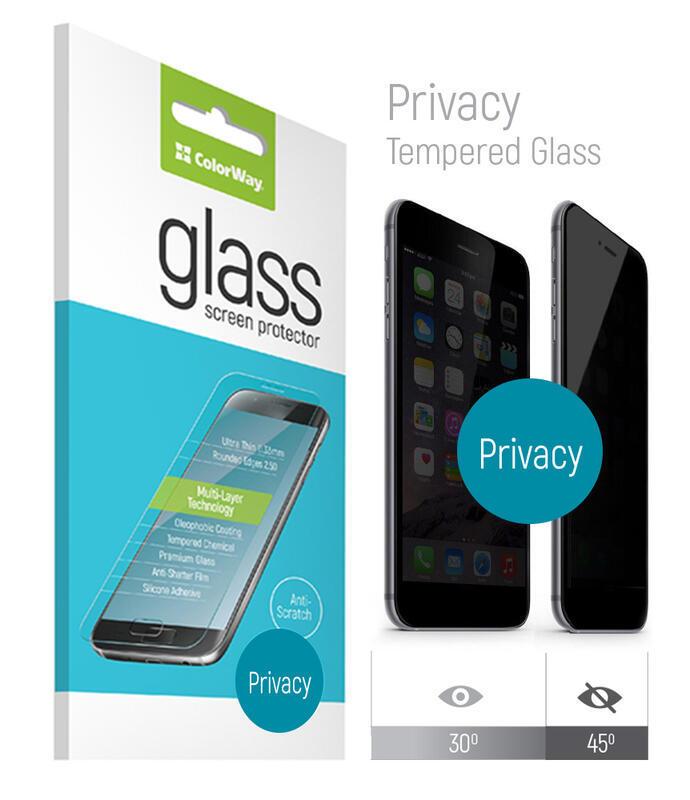 Якісне Захисне скло ColorWay для телефону Samsung Galaxy A7 ціна id1446639930