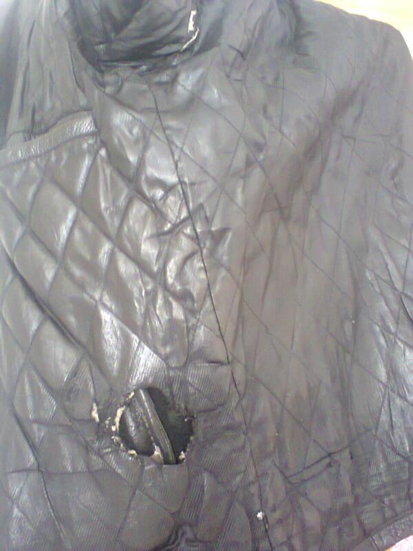 Продам шкіряну куртку id1975555597