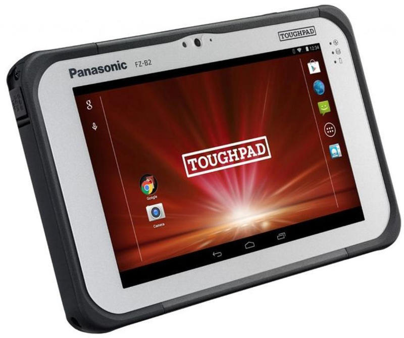 Найзахищеніший Планшет Panasonic TOUGHPAD FZ-B2 7 id366641321