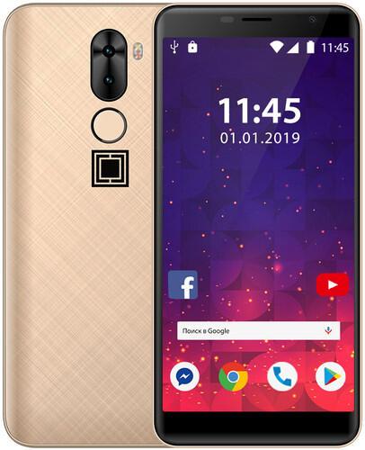 Купити зараз Смартфон Assistant AS-601L GOLD сама низька ціна! Украина, -Днепр id316683705