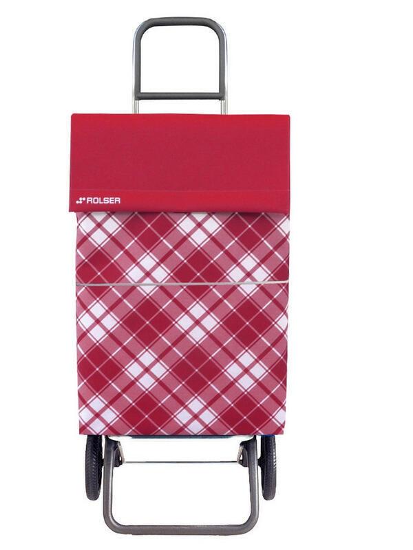 Очень качественная тележка с сумкой Rolser DML021 rojo Convert (Испания) Україна, -Харкiв id1349279498