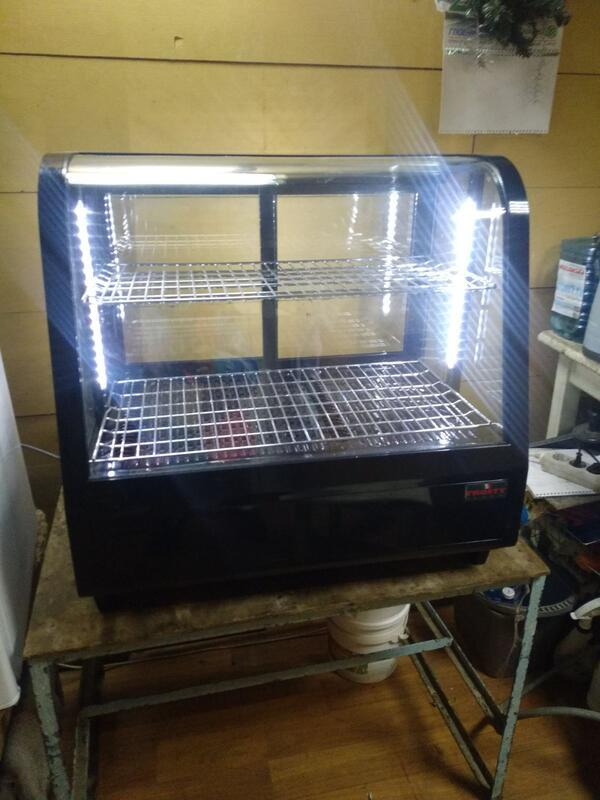 Холодильная витрина, настольная , Frosty RTW 100 Україна, -Київ id2102087079