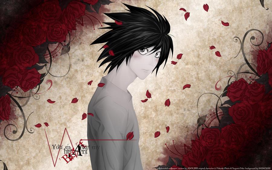 Шпалери по Аніме Death Note Аніме, Death Note id232453822