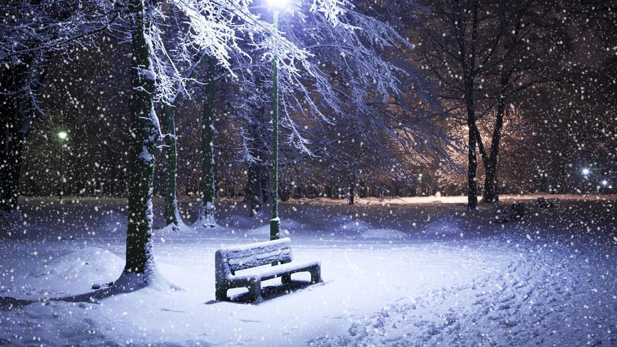 Обои на тему - Сказочная зима Природа, Зима, Парк id316945566
