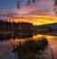 Шпалери загадкових лісів Природа, Ліс, Захід сонця, Схід Сонця id48046446