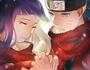 """Очень красочный Плакат """"Наруто и Хината"""" id206294332"""