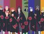 """Плакат """"Акацуки"""" из серии Наруто id1504220360"""