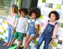 Детский Комбинезон, 3-12 лет синий LA REDOUTE COLLECTIONS id2050687666