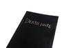 Death Note Notebook Jap/Eng Тетрадь Смерти, купить id1965620455