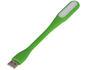 LED лампа Gembird NL-01-G USB Green купити недорого id1806424002