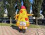 Надувная реклама пицца Україна, -Київ id1032341699