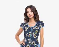 Купить женский халат для кухни id16425628
