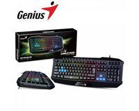 Комп'ютерна Клавіатура Genius Scorpion K215 USB Black id2010565917