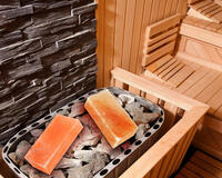 Купить Брикет из гималайской соли 20х10х5 см, соляной камень, соляной кирпич, товары для бани и сауны id337178090